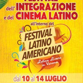 Dal 10 al 14 Luglio il Festival dell'integrazione e del cinema Latino
