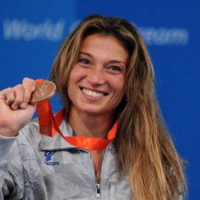 Margherita Granbassi madrina d'eccezione dei XXXIII Giochi Nazionali Special Olympics Biella