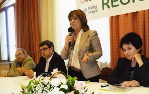 La presidente regionale di Federcasalinghe ricorda Patrizia Casagrande
