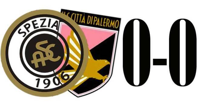 Palermo, 0-0 a la spezia