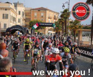Colnago Cycling Festival – 24 NAZIONI PRESENTI ALL'APPELLO:  IL MONDO A DESENZANO DEL GARDA, ANCHE ….CRISTIANO MILITELLO!