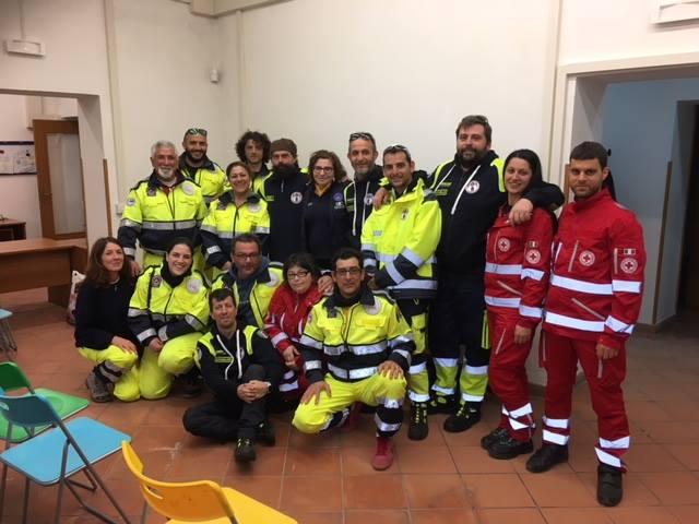 Stromboli, ultimato il corso dai volontari della Protezione civile
