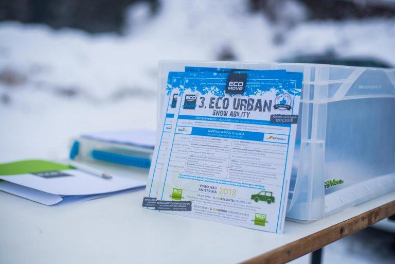 L'ECO Urban SNOW a Plan. Il 17 marzo scorso Plan in Val Passiria ha accolto i partecipanti del raduno di veicoli elettrici