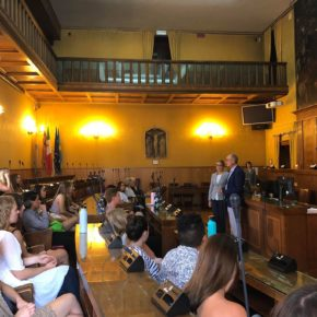 ASSESSORE BRIANI INCONTRA STUDENTI DI TUCSON, ARIZONA