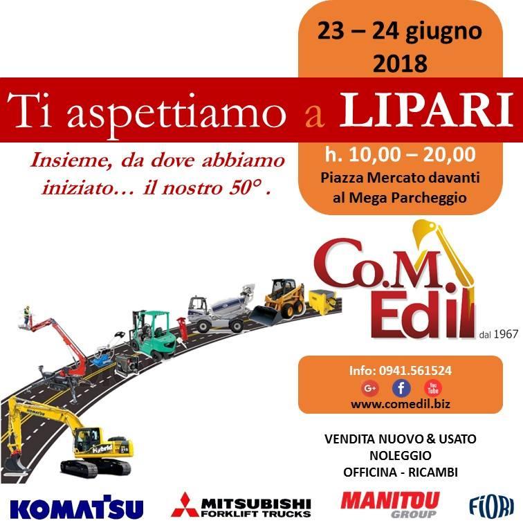 """LE INTERVISTE DE """"IL NOTIZIARIO"""". Lipari, Corso di Calcestruzzo con """"Open House"""""""
