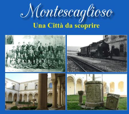 """Presentato il libro di Antonio D'Elicio                      """"Montescaglioso, Una Città da scoprire"""""""