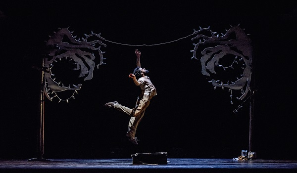 """Teatro. Al Pacta Salone il debutto di Scena Nuda con """"Icaro - l'ultimo volo"""""""