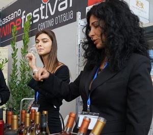 Bassano Wine Festival: tre giorni di degustazioni tra 800 vini e prodotti tipici con possibilità di acquisto