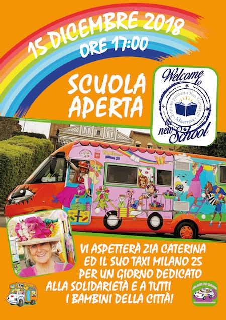'Scuola Aperta' alla San Giuseppe con Zia Caterina Bellandi