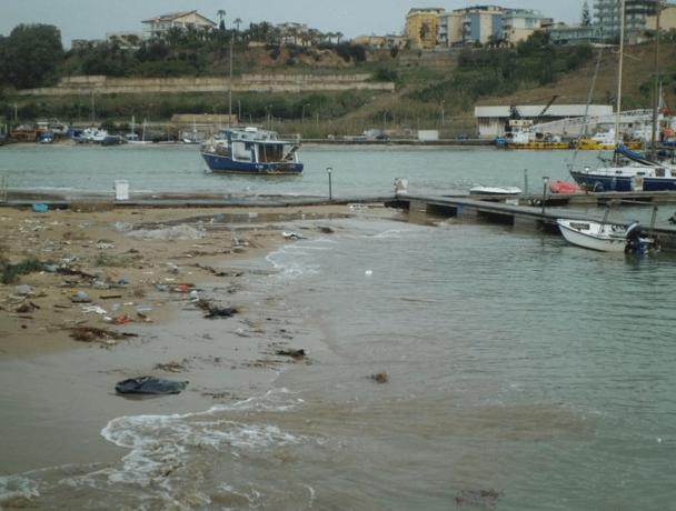 Gela, porto rifugio: nuova interdizione di navigazione