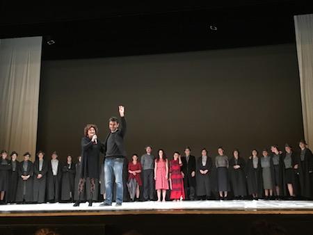 La Cina è più vicina con gli studenti sul palco al Lauro Rossi
