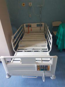 Ospedale 'Caracciolo', venti nuovi letti elettrici nel reparto di Medicina