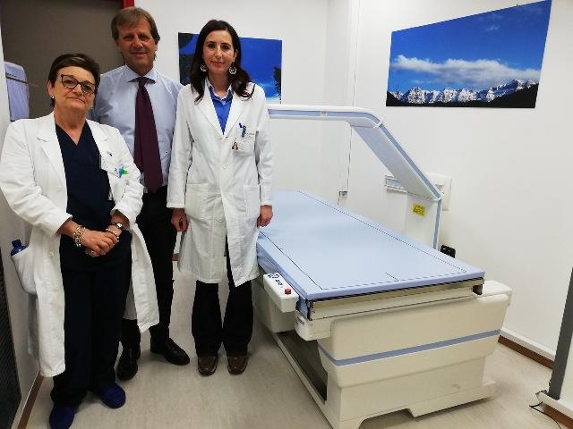Ospedale giglio di cefalù: da oggi l'esame per osteoporosi