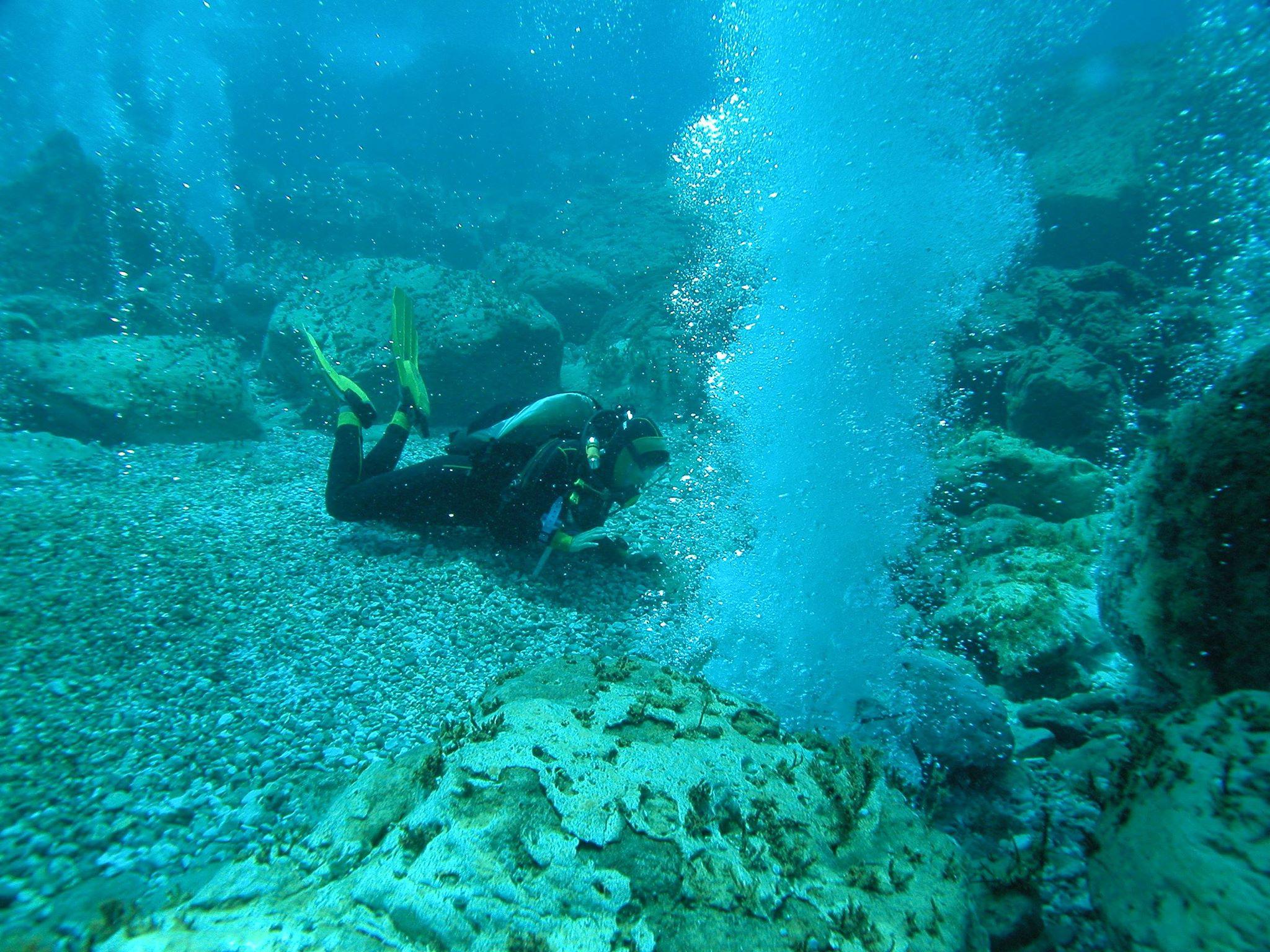 Eolie, i sistemi idrotermali nel tg web di Ingv e Ansa