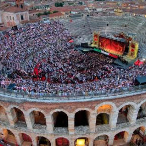 Eccezionale parata di stelle per il Festival lirico 2020 all'Arena di Verona