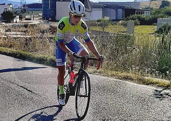 Cycling Team Fonte Collina-Stipa Milano: le ambizioni dello juniores Saverio Lettieri