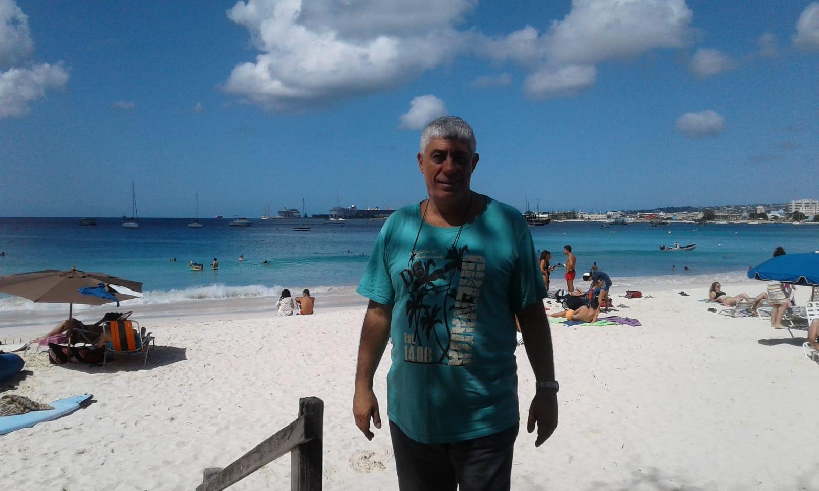 Dalle Barbados in linea Alex Giustolisi