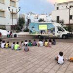 Spettacolo per bambini, a piazza Santa Teresa arriva il Magic CineBus