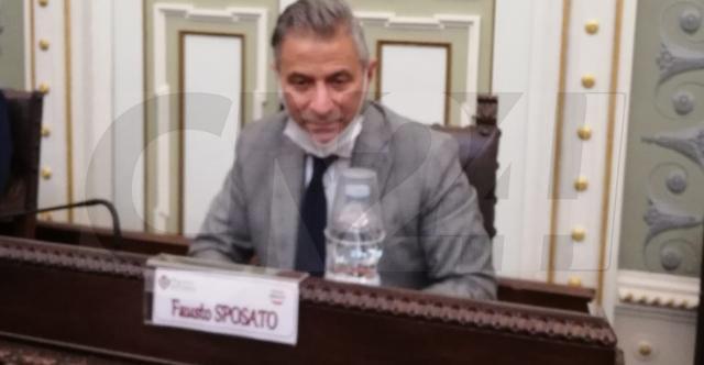 Dimissioni Di Natale, in consiglio provinciale entra Fausto Sposato