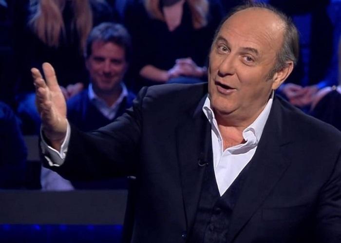Gerry Scotti dopo il Covid sarà in tv per la finale di Tu Sì Que Vales