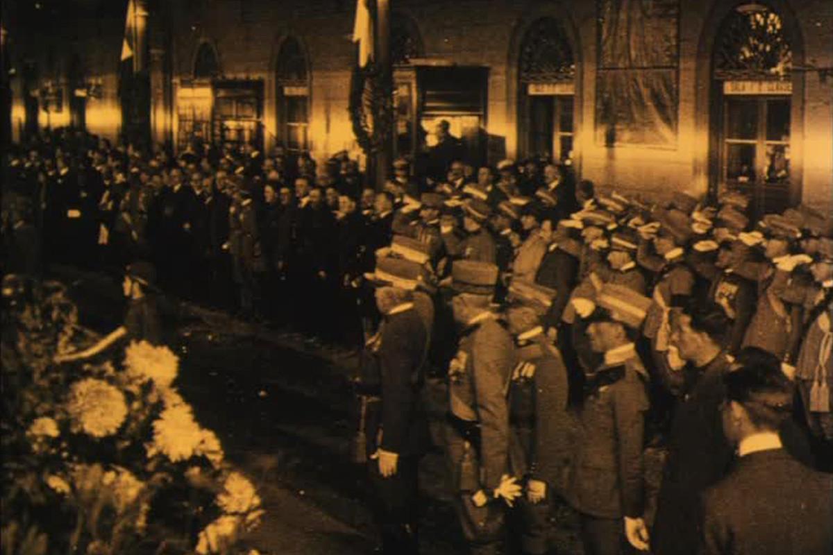 Gloria: Apoteosi del Soldato Ignoto – Proiezione lunedì 25 ottobre al Visionario per le Celebrazioni per il Centenario del Milite Ignoto